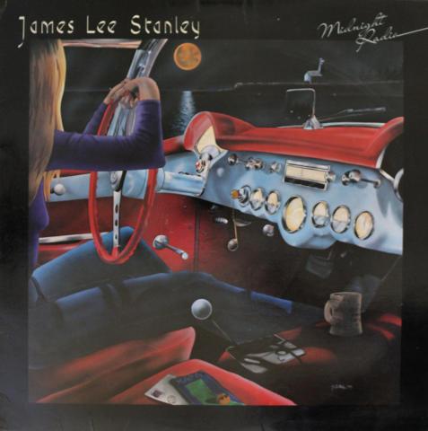 "James Lee Stanley Vinyl 12"""