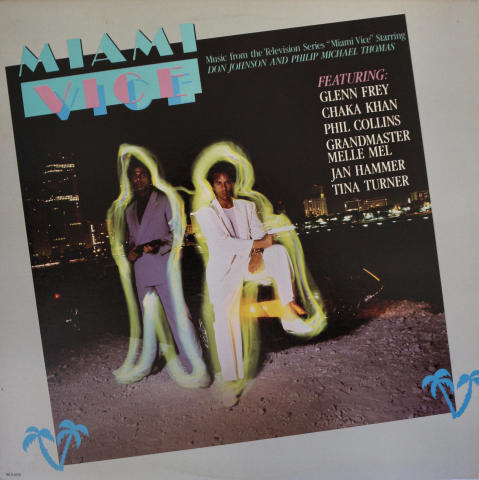 """Miami Vice Vinyl 12"""""""