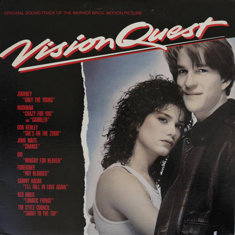 """Vision Quest Vinyl 12"""""""