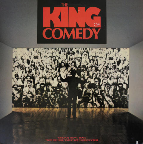 The King of Comedy Vinyl 12""
