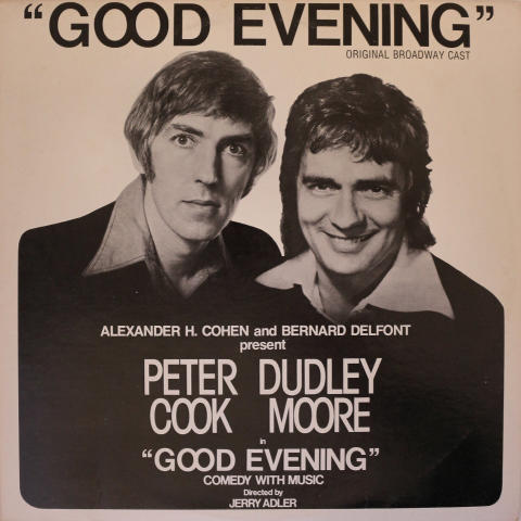 "Good Evening Vinyl 12"""
