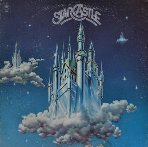 "Starcastle Vinyl 12"""