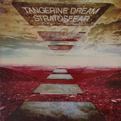 """Tangerine Dream Vinyl 12"""""""
