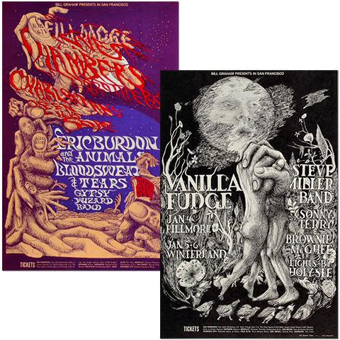 Many Hands of Lee Conklin Poster Bundle