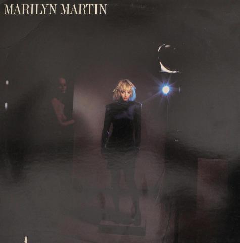"""Marilyn Martin Vinyl 12"""""""