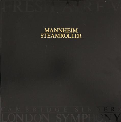 "Manheim Steamroller Vinyl 12"""