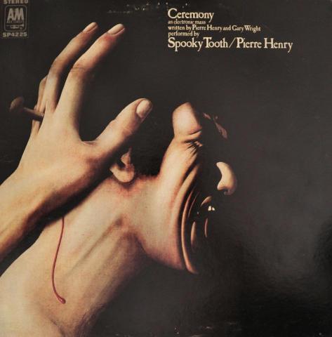 "Spooky Tooth Vinyl 12"""