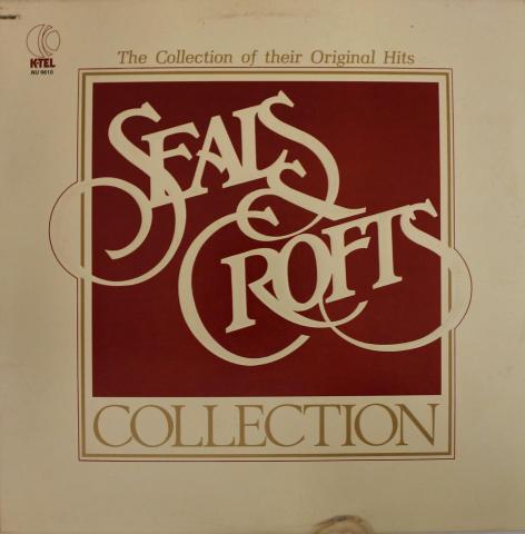 """Seals & Crofts Vinyl 12"""""""