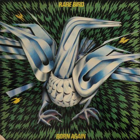 "Rare Bird Vinyl 12"""