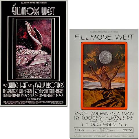 David Singer Hands & Arms Poster Set