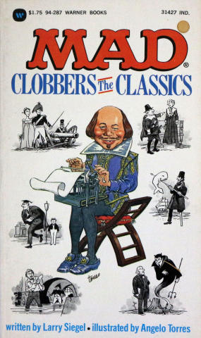 Mad Clobbers the Classics