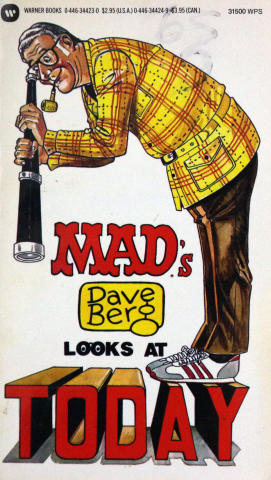 Mad's Dave Berg Looks at Today