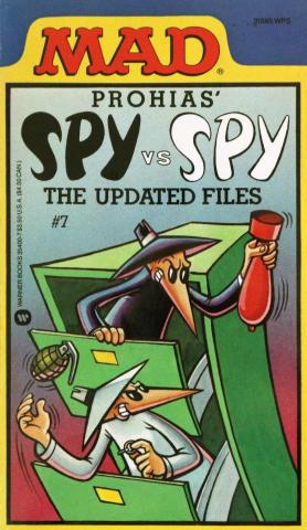 Mad Spy vs. Spy The Updated Files