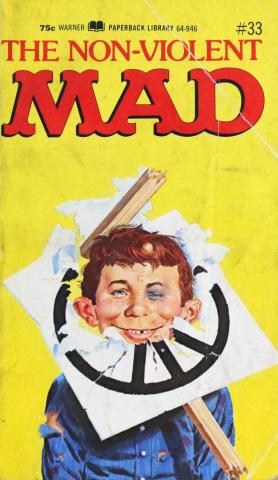 The Non-violent Mad