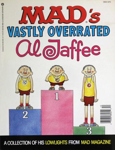 Mad's Vastly Overrated Al Jaffee