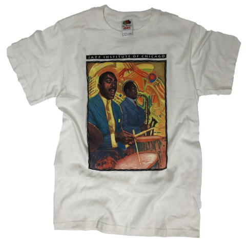 Jazz Institute of Chicago Men's T-Shirt