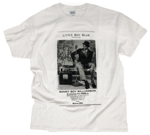 Sonny Boy Williamson Men's T-Shirt
