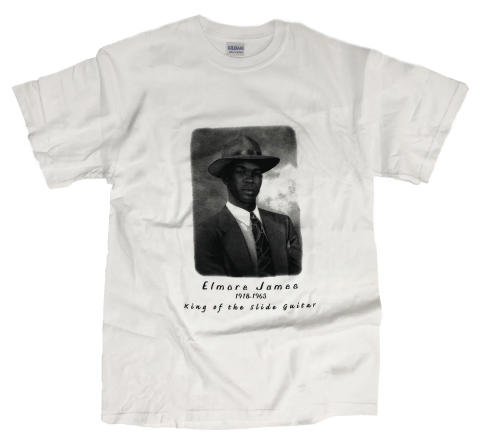 Elmore James Men's T-Shirt