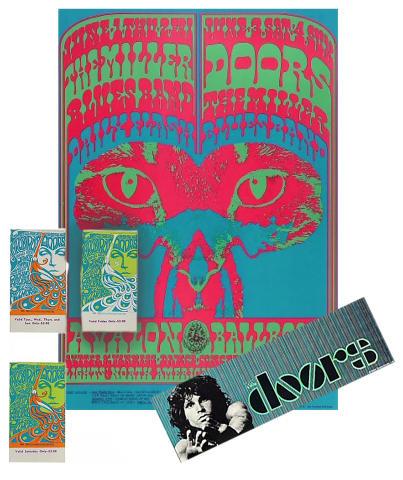 The Doors Poster Set