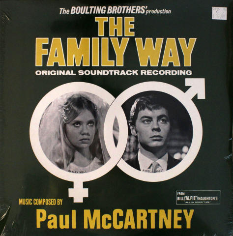 The Family Way Vinyl 12""