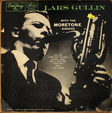 "Lars Gullin Vinyl 12"""