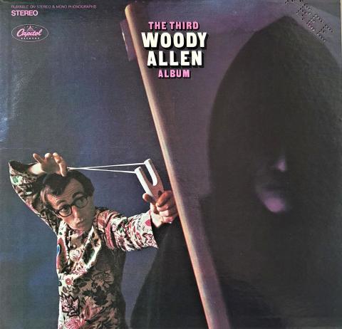 """The Third Woody Allen Album Vinyl 12"""""""