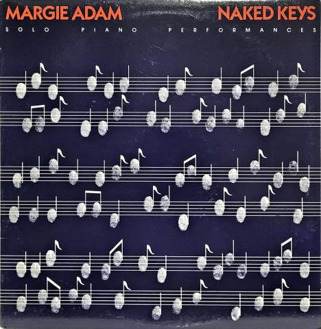 """Naked Keys: Solo Piano Performances Vinyl 12"""""""