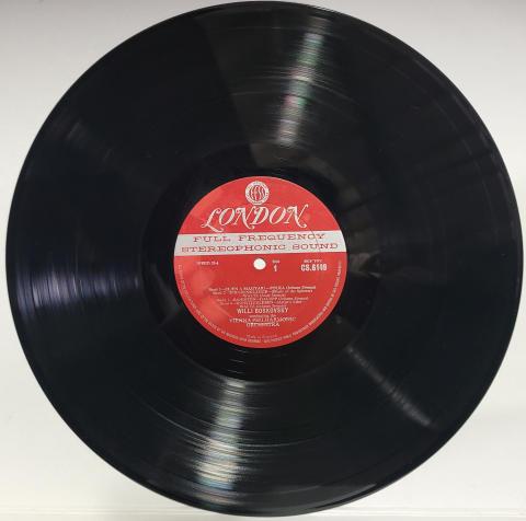 "Vienna Carnival - Music By Johann And Josef Strauss Vinyl 12"""