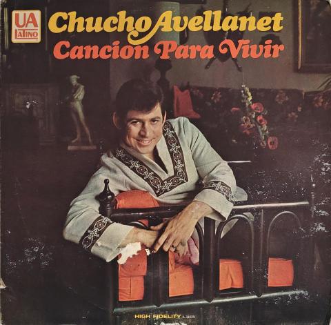 """Canción Para Vivir Vinyl 12"""""""