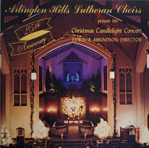 "Arlington Hills Lutheran Choris Vinyl 12"""