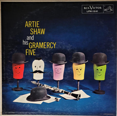 Artie Shaw And His Gramercy Five Vinyl 12""