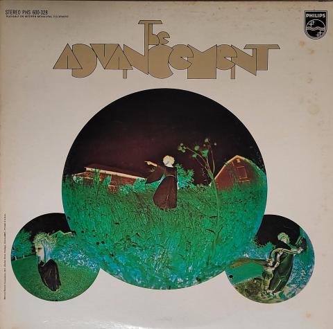 "The Advancement Vinyl 12"""