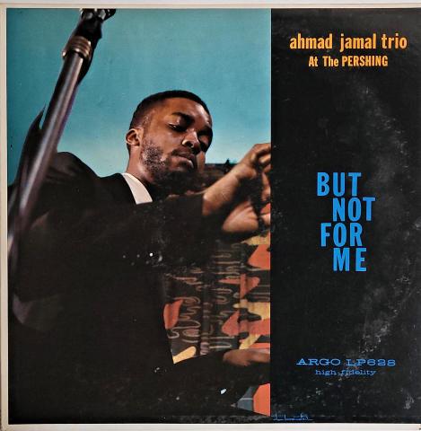 "Ahmad Jamal At The Pershing Vinyl 12"""