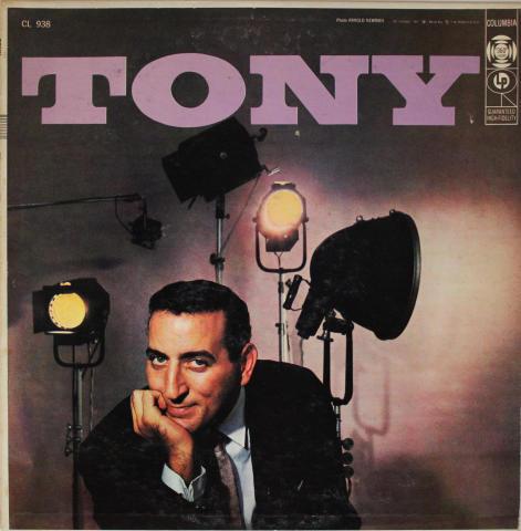 "Tony Vinyl 12"""