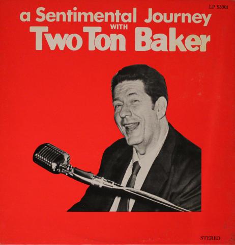 """A Sentimental Journey Vinyl 12"""""""