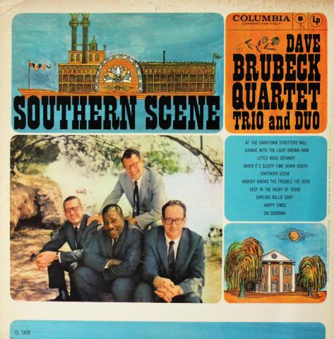 "Southern Scene Vinyl 12"""