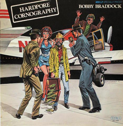 "Hardpore Cornography Vinyl 12"""