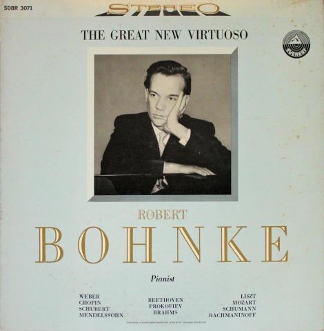 "The Great New Virtuoso Vinyl 12"""