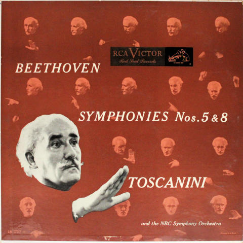 """Symphonies Nos. 5 & 8 Vinyl 12"""""""
