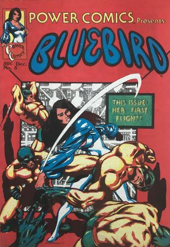Power Comics: Bluebird #5