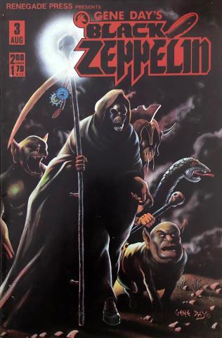 Renegade Press: Gene Day's Black Zeppelin #3