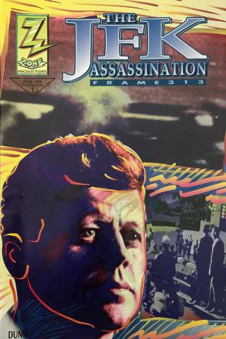 Comic Zone: The JFK Assassination