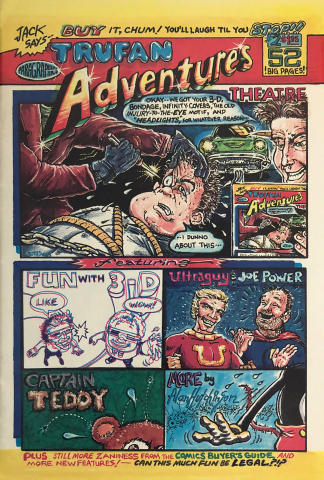ParaGraphics: Truefan Adventures Theatre #2