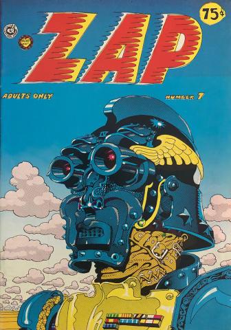 The Print Mint: Zap #7