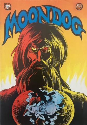 The Print Mint: Moondog #3