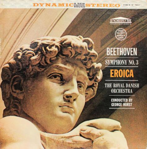 "Beethoven Symphony No.3 "" Eroica "" Vinyl 12"""