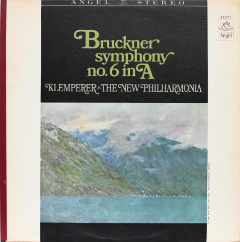 """Symphony No. 6 In A Vinyl 12"""""""