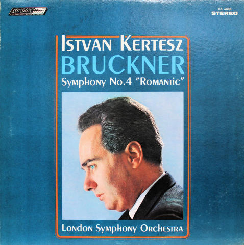 """Symphony No.4 In E-Flat Major """"Romantic"""" Vinyl 12"""""""