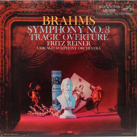 "Symphony No. 3 Vinyl 12"""