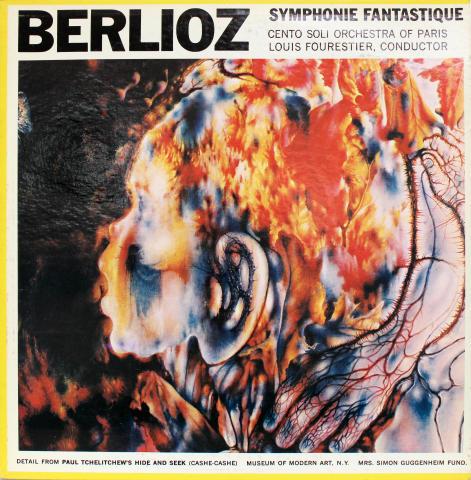 """Symphonie Fantastique Vinyl 12"""""""